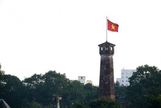 Ciudadela Imperial de Thang Long 4