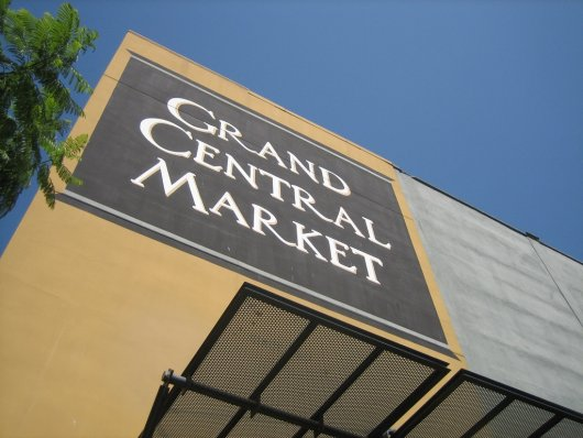 Grand Central Market Los Angeles 1