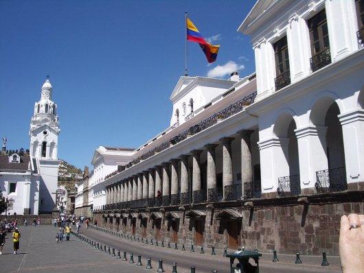 Palacio de Carondelet 1