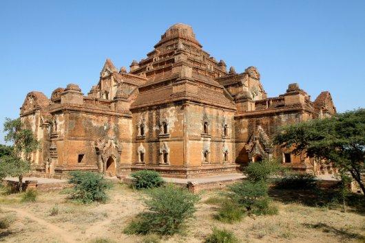 Templo Dhammayangyi 2