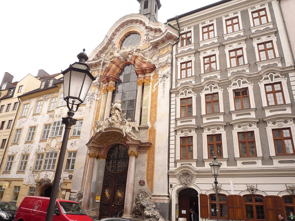 Asamkirche 1