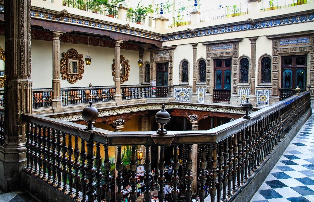 La casa de los azulejos en m xico d f ser turista for Casa de azulejos cordoba