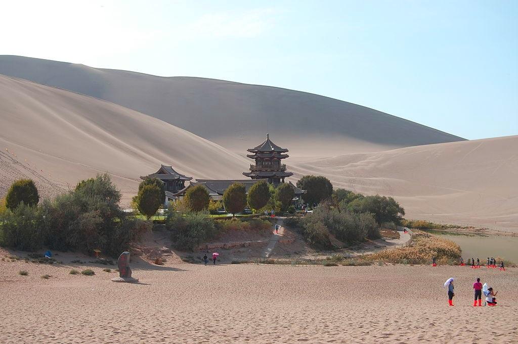 Mingsha Shan 1