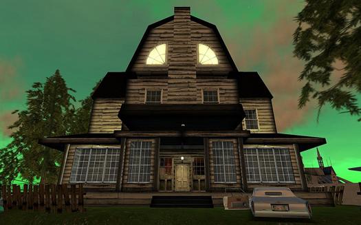 Casa Encantada de Amityville