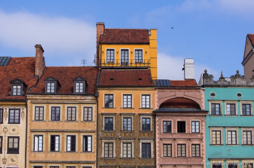 Antigua Plaza de Mercado de Varsovia 5