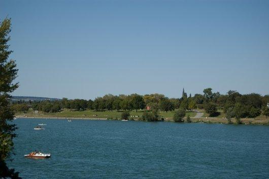 Isla del Danubio 2