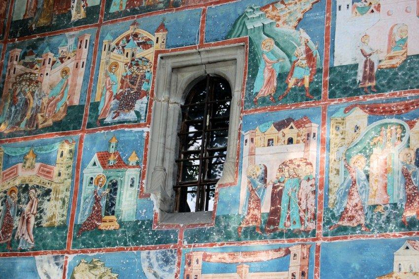 Monasterio de Arbore 4