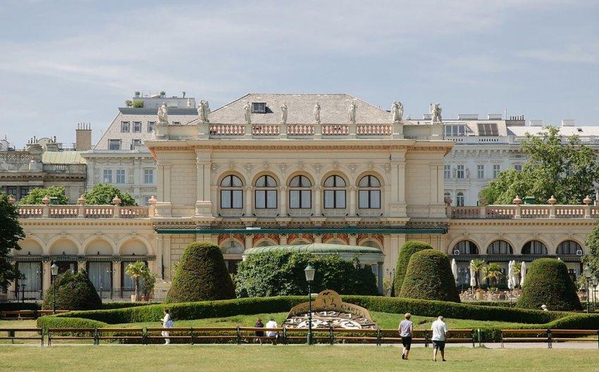 Stadtpark Viena 3