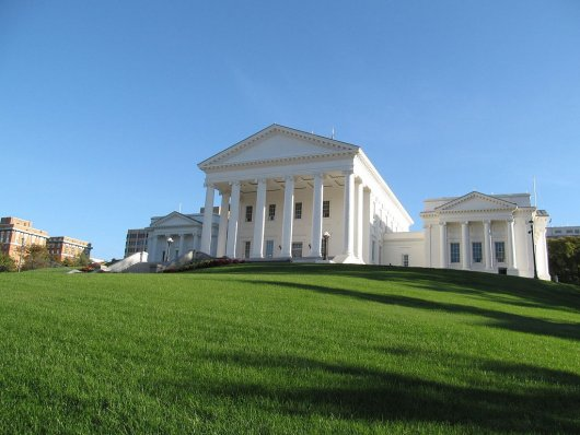 Capitolio Estatal de Virginia 2