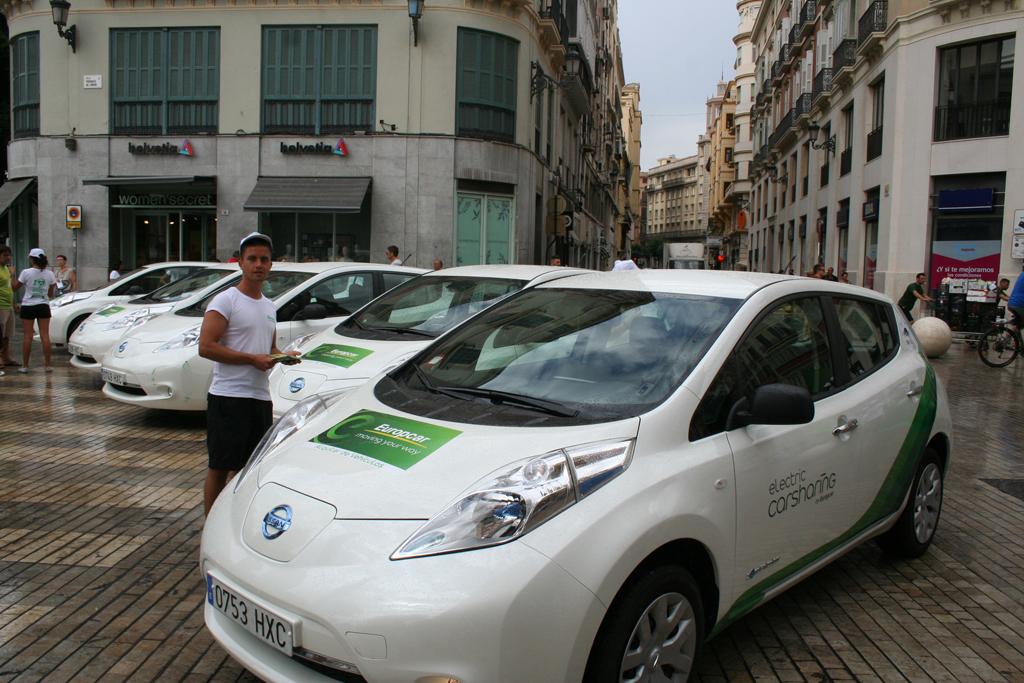 Presentación Electric Carsharing