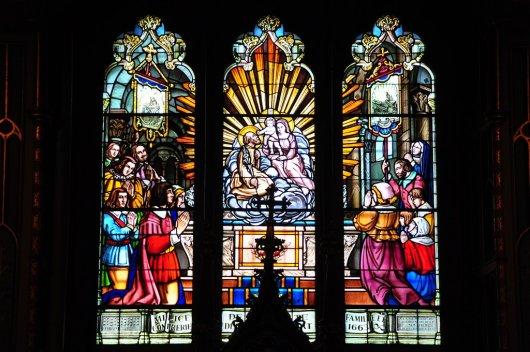 Basilica de Notre Dame de Montreal 3