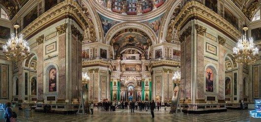 Catedral de San Isaac 3