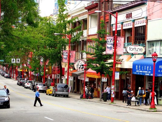 Chinatown Vancouver 1