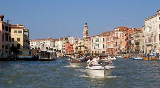 Gran Canal de Venecia 4