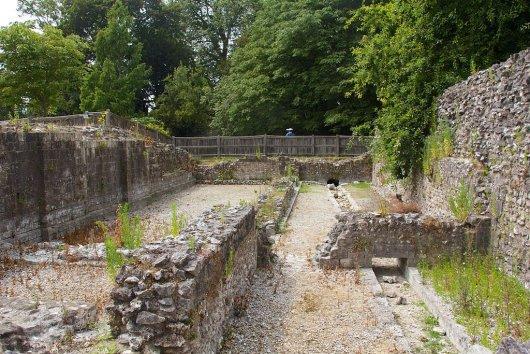 Castillo de Wolvesey 3