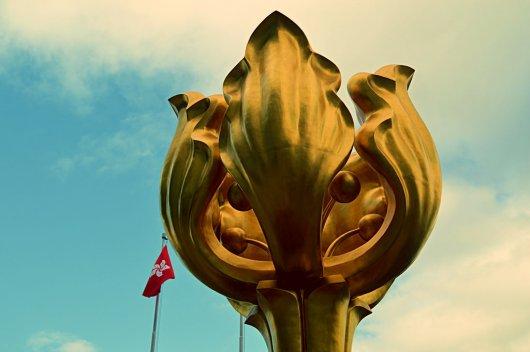 Golden Bauhinia 5