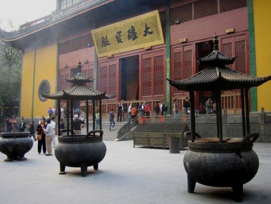 Templo Lingyin 2